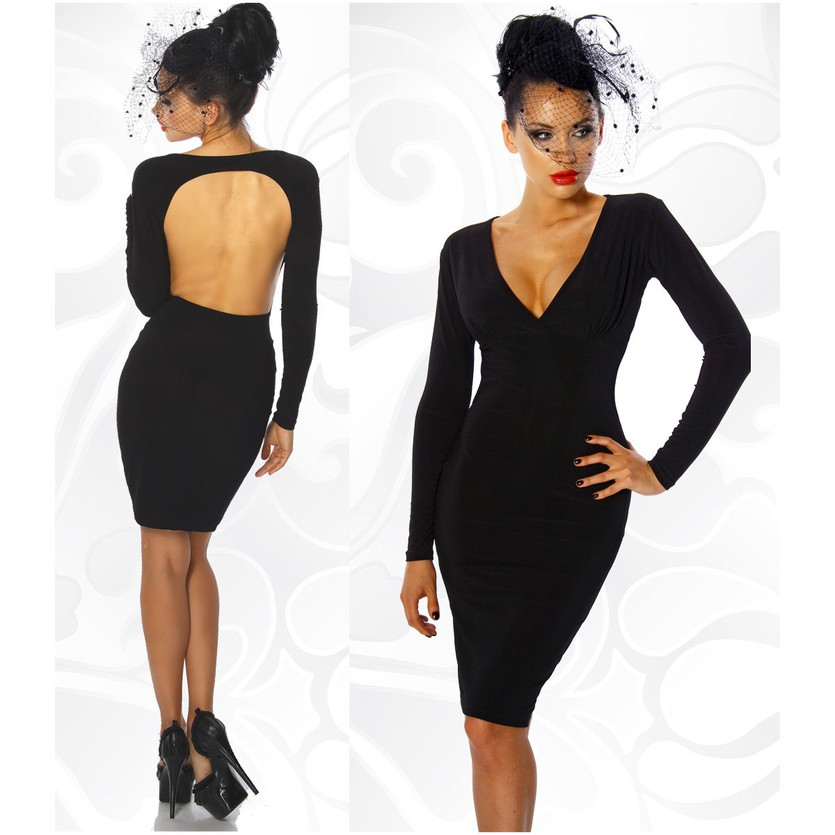Acheter robe dos nu pas cher en ligne à petit prix. Découvrir une gamme tendance de mode des robe dos nu chez cripatsur.ga Livraison et retour gratuits en magasin.